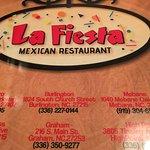 صورة فوتوغرافية لـ La Fiesta Mexican Restaurant