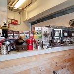 Cafe London Monochrome