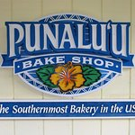 Bake shop sign -Southernmost Bakery in the USA