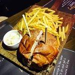 Tastey burger indeed
