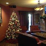 Christmas, Crush Ultra Lounge, Napa, Ca