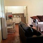 Jasmin lounge/kitchen