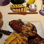 Alaska Bake and Chicken 'n' Ribs - Full Rack