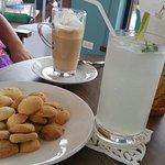 Coffee at Thea's Coffee House