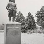 Statue of Per Brahe/Pietari Brahe