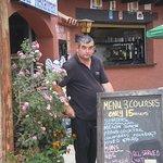 Jaun! Front of Bar/ Resurant