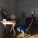 Супер-кресло в номере отеля
