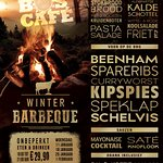 Winter BBQ bij Boscafe!