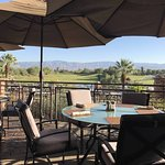 The Terrace at Desert Willow Golf Resort - Great dining venue