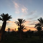 Stunning night at Royal Palm. Beautiful venue, fantastic gardens and view on Mount Atlas.