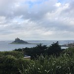 great view of St Michael's Mount
