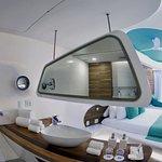 The Carmen Hotel Reef Suite Bathroom View I