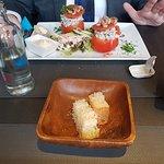 De supers plats bien copieux à des prix raisonnables cadre est charmant