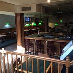 Garden Level Pub - Newly Remodeled, Full Liquor.  Open for events and private receptions.
