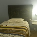 pormenor de uma das camas