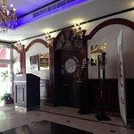 The door is Bar entrance