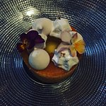 New Age Lemon Meringue Temple Cake, Gowings Bar and Grill, Sydney