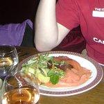 Nordic Salmon Plate