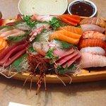 Large Shasimi/Sushi Boat