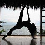 Yoga Studio by the shores of Lake Atitlan