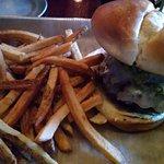 Chimi burger