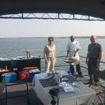 Breakfast on the Zambezi River