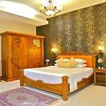 Family Deluxe Villa - Master bedroom
