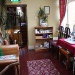sun room with tea-making facilities