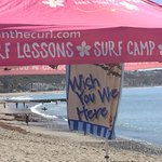 Great time surfing with the Girl in the Curl crew at Doheny!!!
