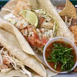Awesome Fish Tacos !