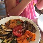 Grilled Vegetable Appetizer