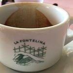Espresso Cup with Logo