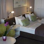 Bedroom; Double room; Room view