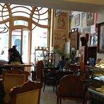 Foto de Art Nouveau Cafe
