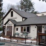 The Vanilla Bean Cafe, Pomfret, CT - Exterior