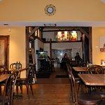 The Vanilla Bean Cafe, Pomfret, CT - Interior