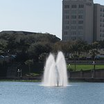 center fountain