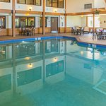 Large Indoor Pool Area