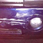 Damage to my car while at Holiday Inn Express Dunstable.