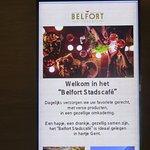 Wervingskaart Stadscafé