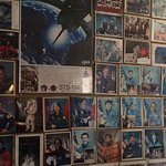 The astronaut room