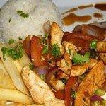 comidas abundantes y a un buen precio