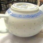 Hot Tea, China Rose, Milpitas, CA
