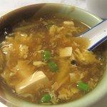 Hot and Sour Soup, China Rose, Milpitas, CA
