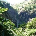 cascada de 130m en FAUTAUA VALLEY