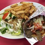 Foto de Jimmy's Greek American Grill