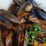Mussels in a fantastic sauce!