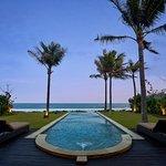 Foto de Pandawa Beach Villas & Spa