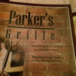 Parkers Grille & Tap house Foto