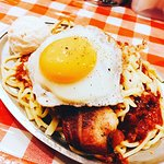 Spaghetti Pancho Shibuya Foto